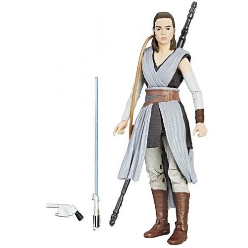 Jedi Training Rey Action Figure - Episode VIII (Black Series)
