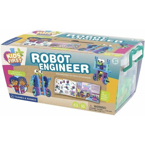 Robot Engineer Kit and Storybook