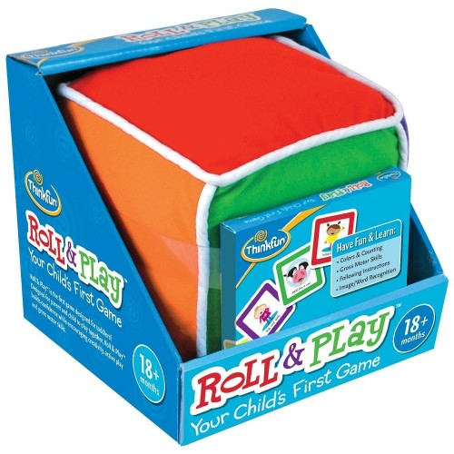 Roll and Play: Your Child's First Game