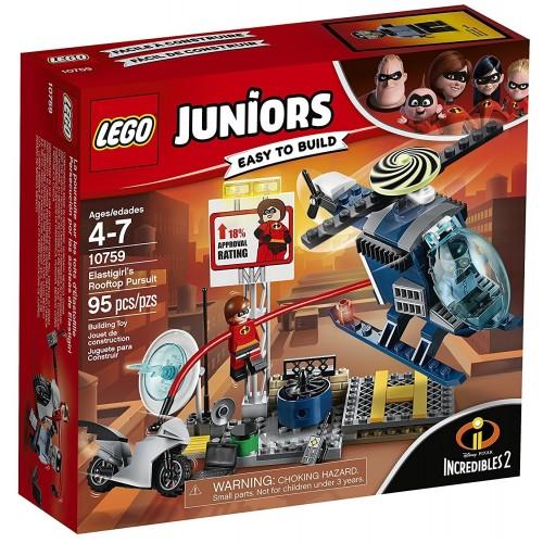 LEGO Juniors Elastigirl's Rooftop Pursuit