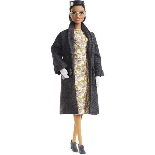 Rosa Parks Inspiring Women Doll