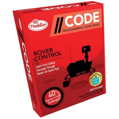 Rover Control Coding Board Game