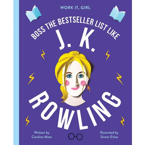 Boss the Bestseller List Like J. K. Rowling