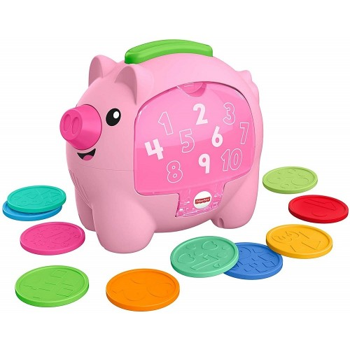 Laugh & Learn Count & Rumble Piggy Bank