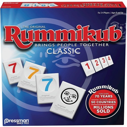 Rummikub: The Original Rummy Tile Game
