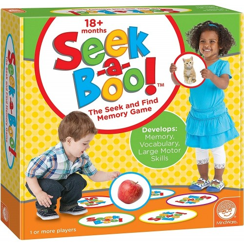 Seek-A-Boo: The Seek and Find Memory Game