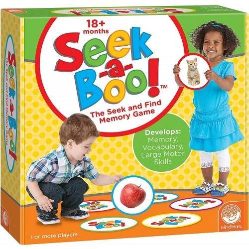 Seek-A-Boo: The Seek and Find Memory Game