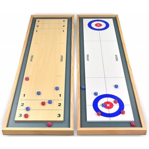Shuffleboard / Curling Table