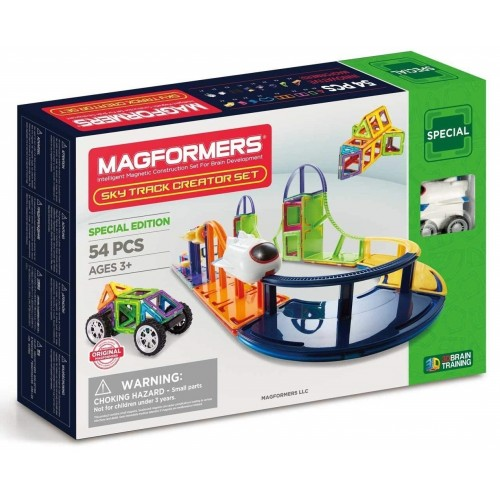 Magformers Sky Track Creator Set