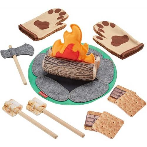 S'More Fun Campfire Playset