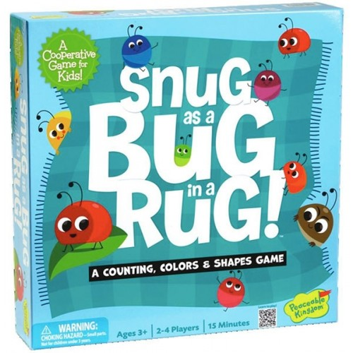 Snug As A Bug In A Rug Cooperative Game