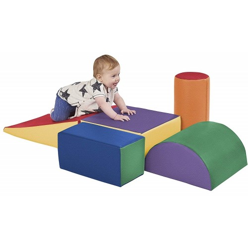 Soft Climb and Crawl Foam Play Set