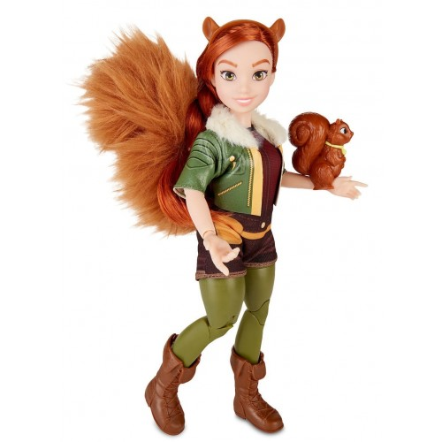Squirrel Girl Doll