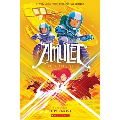 Amulet: Supernova
