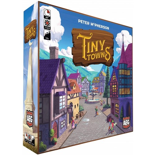Tiny Towns Strategy Game