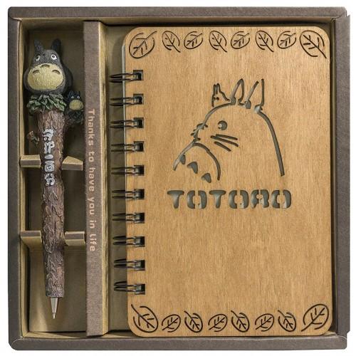 Totoro Journal / Sketchbook Gift Set