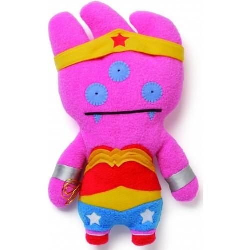 Uglydoll Tray as Wonder Woman Plush