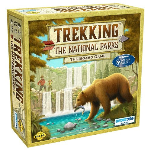 Trekking the National Parks: The Board Game