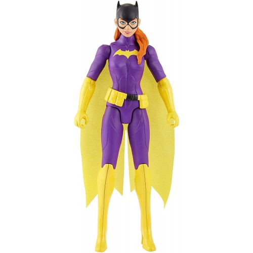 Batgirl True Moves Action Figure