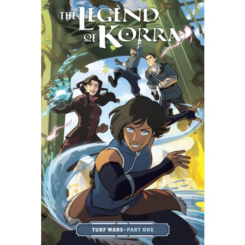 The Legend of Korra: Turf Wars Part One