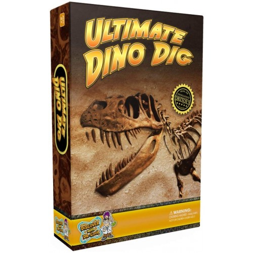 Discover With Dr. Cool - Ultimate Dino Dig Kit