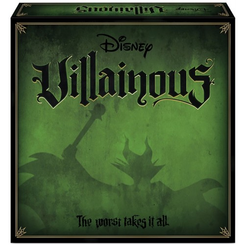 Disney Villainous Strategy Card Game