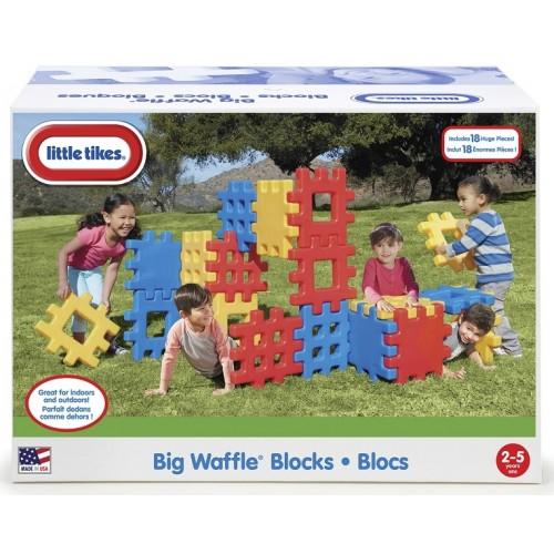 Little Tikes Big Waffle Blocks Set