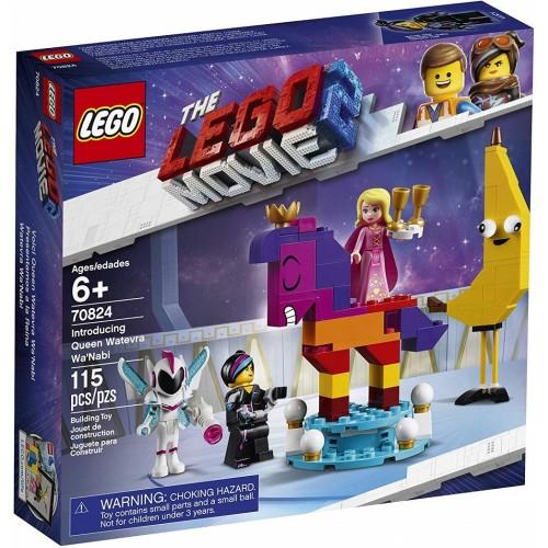 The LEGO Movie 2: Introducing Queen Watevra Wa'Nabi