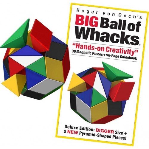 Big Ball of Whacks - Color