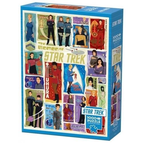 1000-Piece Women of Star Trek Puzzle