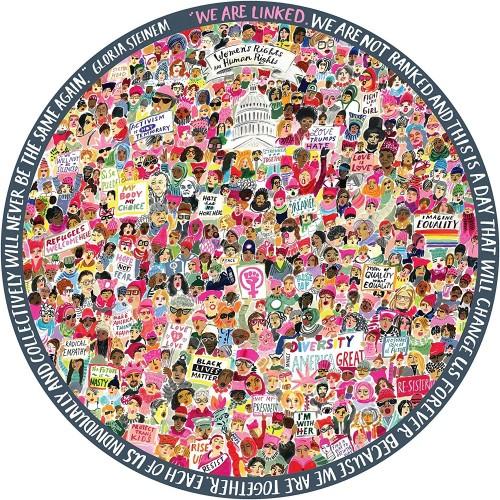 Women's March 500-Piece Puzzle