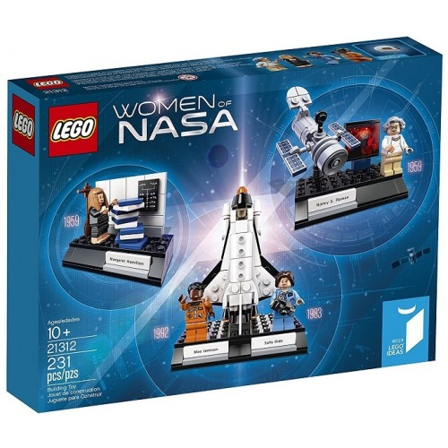 LEGO Women of NASA Building Kit