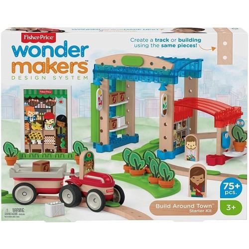 Wonder Makers Design System: Build Around Town