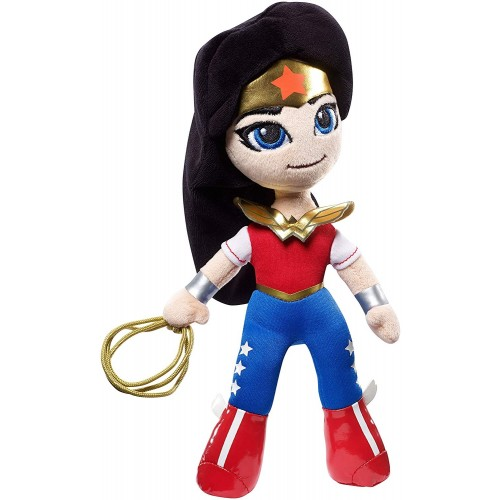 DC Super Hero Girls Wonder Woman Mini Plush