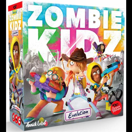 Zombie Kidz Evolution Legacy Cooperative Game