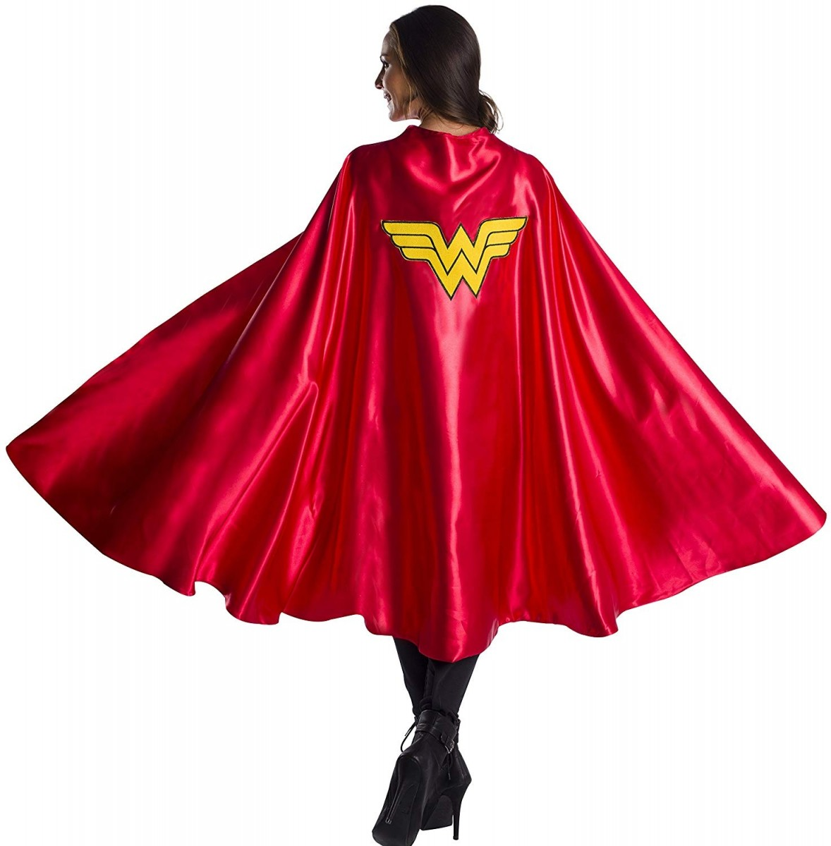 Red General Fairy Tales or Superhero Fantasy Costume Cape