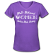 """Well-Behaved Women Seldom Make History"" Shirt"